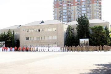 Azərbaycan Ordusunda andiçmə mərasimi keçirilib - [color=red]FOTOSESSİYA[/color]