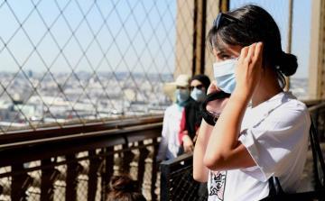 В Париже с 10 августа ношение масок в некоторых районах города станет обязательным