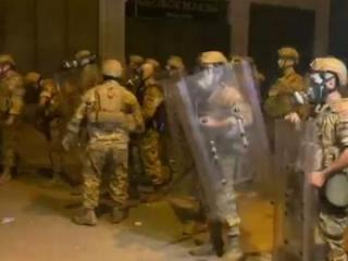 Ливанская армия начала разгонять демонстрантов в Бейруте - [color=red]ВИДЕО[/color]