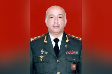 Azərbaycan Müdafiə nazirinin sabiq müavini vəfat edib