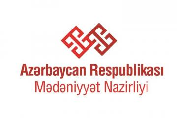 Adviser to Azerbaijan's Minister of Culture and two department heads dismissed