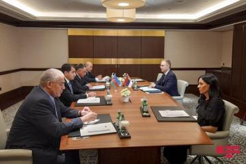 В Баку состоялась встреча с секретарем Совета национальной безопасности Сербии - [color=red]ОБНОВЛЕНО[/color]