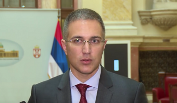 "Secretary of Serbian National Security Council: ""We expressed our mutual support to the territorial integrity of our countries at today's meeting"""