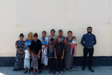 14 people prevented crossing to Georgia from Azerbaijan