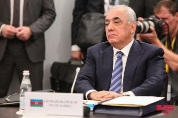 Azerbaijani PM and BP's CEO hold phone conversation