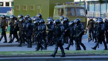 В Белоруссии опровергли сообщения о комендантском часе в Минске