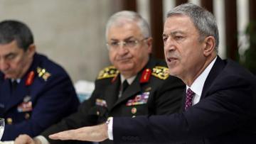 Министр национальной обороны и начальник Генштаба Турции прибывают с визитом в Азербайджан
