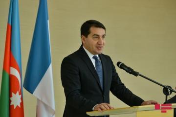 Хикмет Гаджиев: Знакомясь с новой Стратегией нацбезопасности Армении, становится ясно, что провокация в Товузе была целенаправленной