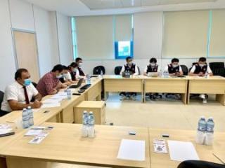 В «Ени клиника» состоялась видеоконференция с участием делегации из Китая