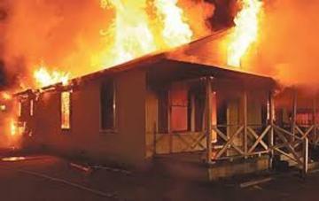 В Турции при пожаре в доме погибли 5 человек, включая 4 детей