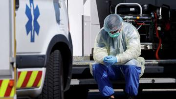 Dünyada koronavirusla bağlı qeydə alınan son statistika açıqlanıb