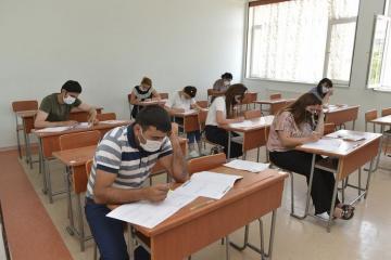 Сегодня в Азербайджане пройдут вступительные экзамены в вузы по II и III группам специальностей