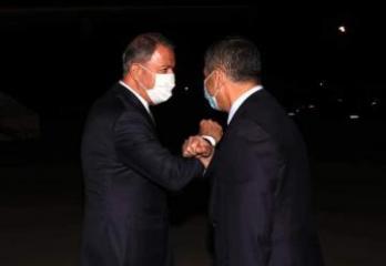 Министр обороны Турции находится с визитом в Азербайджане - [color=red]ОБНОВЛЕНО[/color] - [color=red]ФОТО[/color]