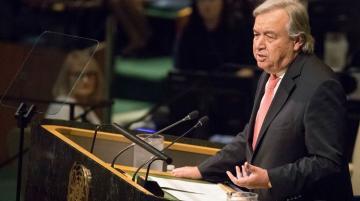 Генсек ООН рассказал, с какими угрозами столкнулся мир во время пандемии