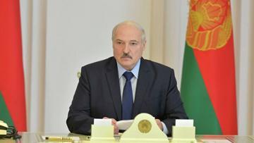 Лукашенко: Протесты в Белоруссии организовали за рубежом