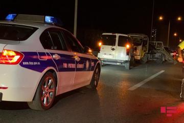 Sumqayıtda avtomobil oğurlayan şəxs Abşeronda tutulub