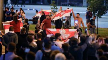 Макрон поддержал протесты в Белоруссии