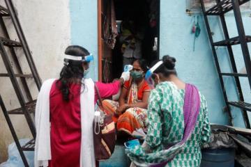 India's coronavirus death toll surpasses 50,000