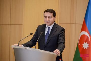 Помощник президента: Мы высоко ценим то, что официальный Тбилиси не позволил провести оружие в Армению через территорию Грузии