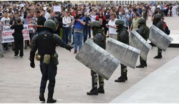 Belarus Səhiyyə naziri etirazlar zamanı iki nəfərin öldüyünü bildirib