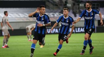 «Интер» стал первым с 1999 года итальянским финалистом Лиги Европы