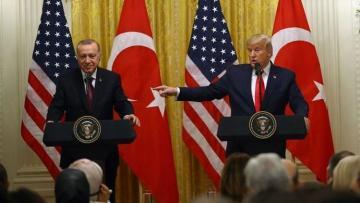 """Tramp: """"Dünya liderləri mənə deyir ki, Ərdoğana zəng et, o, yalnız səni dinləyir"""""""