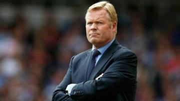 «Барселона» объявила о назначении Кумана на пост главного тренера
