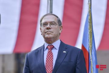 """Ambassador: """"US has fully supported Azerbaijan's independence, stability, and prosperity"""""""