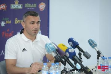 Гурбан Гурбанов: Сегодня мы не можем ожидать идеальной игры от футболистов