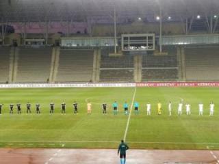 Лига чемпионов: «Карабах» прошел в следующий раунд, разгромив «Силекс»