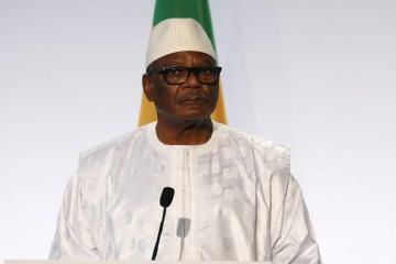 Захваченный мятежниками президент Мали объявил об отставке