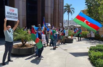 Los-Ancelesdə ermənilərin azərbaycanlılara qarşı zorakılığına dair hesabat hazırlanıb