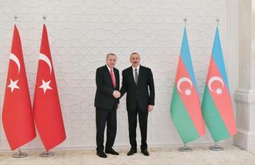 Azərbaycan Prezidenti Rəcəb Tayyib Ərdoğanı təbrik edib