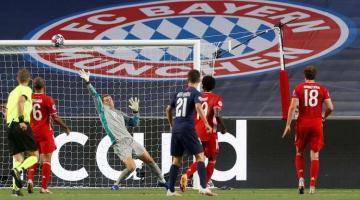 «Бавария» стала победителем Лиги чемпионов
