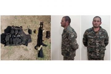 Стали известны военные принадлежности, изъятые у армянского диверсанта - [color=red]ФОТО[/color]
