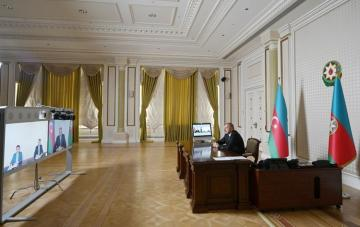 "President Ilham Aliyev: ""All government officials, including the President, are servants of the people"""