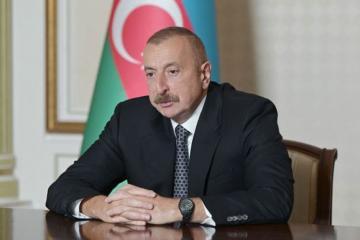 Президент Ильхам Алиев: В последнее время механизм общественного контроля приобретает более организованную форму