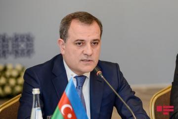 "Jeyhun Bayramov: ""Situation on Armenia-Azerbaijan border remains unstable"""