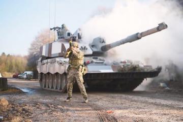 Britaniya ordusu tanklardan imtina edə bilər