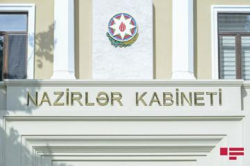 Cabinet of Ministers allocates AZN 450 thousand for elimination of damage caused to civil population in Azerbaijan's Tovuz