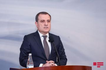 "Jeyhun Bayramov: ""Ethnic Armenians brought from Middle East are settled in Azerbaijan's occupied territories"""