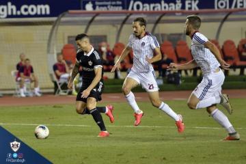 «Карабах» прошел в третий раунд Лиги чемпионов
