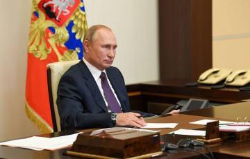 Путин: Россия по просьбе Лукашенко создала резерв правоохранителей для Беларуси