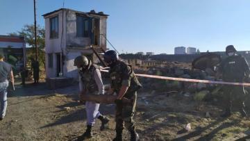 В Баку на территории зернового комбината обнаружены боеприпасы - [color=red]ФОТО[/color]