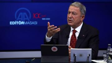 "Turkish Defense Minister: ""Armenia bites off more than one can chew"""