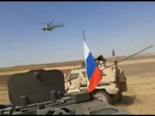 Video of incident between Russian and US militants in Syria disseminated - [color=red]VIDEO[/color]