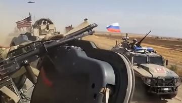 Раскрыты детали инцидента между российскими и американскими военными в Сирии - [color=red]ВИДЕО[/color]