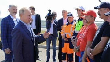 Ukrayna XİN Putinin Krıma səfərilə bağlı kəskin etirazını bildirib