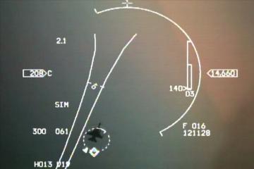 """Türk qırıcıları yunan """"F-16""""-larını Şərqi Aralıq dənizi bölgəsindən uzaqlaşdırıb - [color=red]VİDEO[/color]"""
