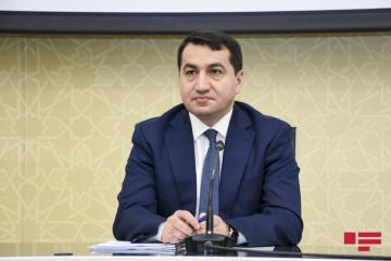 Presidential aide: It was stated to WHO that the data about coronavirus infection in Nagorno Garabagh should be shown in Azerbaijan's general statistics""